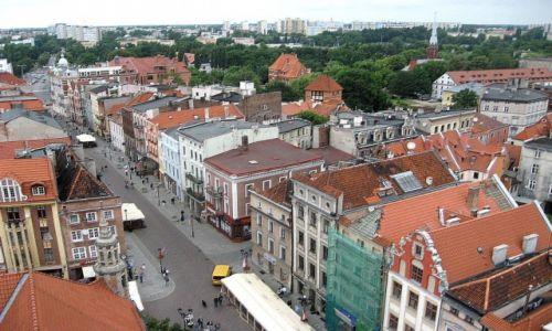 Zdjecie POLSKA / Kujawsko - Pomorskie / Toruń / z wieży...