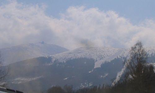 Zdjecie POLSKA / Dolnośląskie / Karpacz / zima w górach