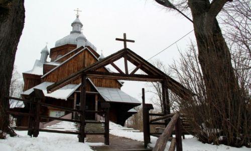 Zdjecie POLSKA / Bieszczady / Hoszów / Bieszczadzie Cerkwie