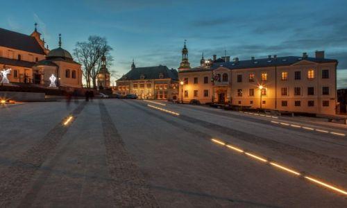 Zdjęcie POLSKA / świętokrzyskie / Kielce / moje miasto