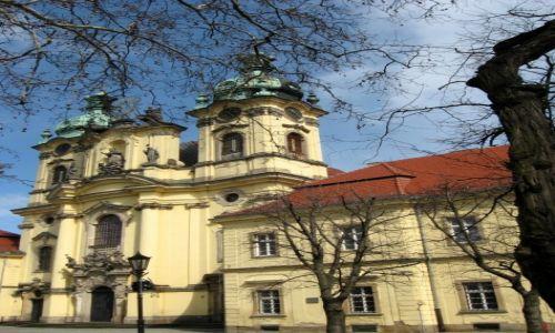 Zdjecie POLSKA / Dolnośląskie /  Legnickie Pole / Kościół św Jadwigi