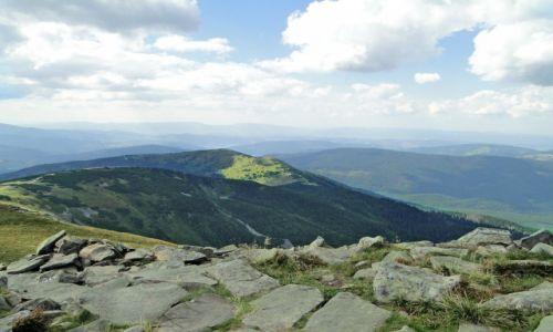 Zdjęcie POLSKA / Beskid  Żywiecki / Zawoja / Na szczycie Babiej Góry
