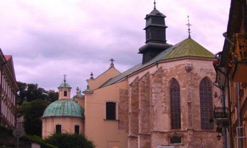 Zdjęcie POLSKA / -podkarpackie / Przemyśl / w najstarszym na Kresach grodzie RP