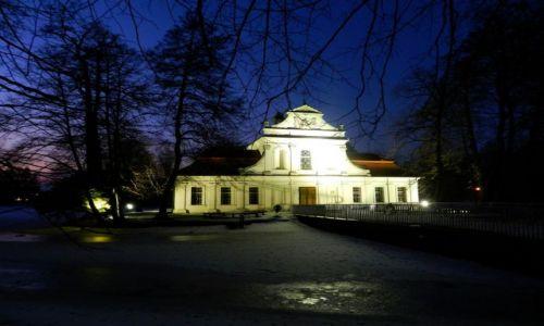 Zdjecie POLSKA / Roztocze / Zwierzyniec / Kościół w Zwierzyńcu