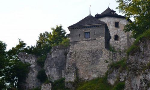 Zdjecie POLSKA / Małopolska / Ojców / Zamek w Ojcowie
