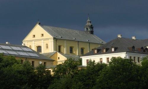 Zdjecie POLSKA / Podlasie / Drohiczyn / Kompleks sakralny