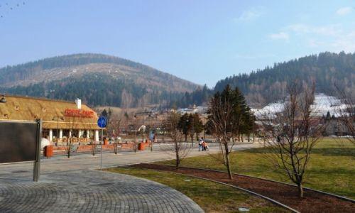 Zdjecie POLSKA / Beskid śląski / Szczyrk / Wiosna w Szczyrku (niestety zeszłoroczna)