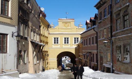 Zdjęcie POLSKA / Lubelskie  / Lublin / Zimowy wyjazd.