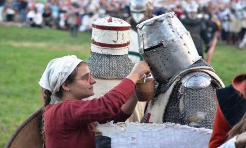Zdjęcie POLSKA / Mazowieckie / Liw / Co jest wart rycerz bez swojej ukochanej ?