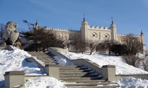 POLSKA / Lubelszczyzna / Lublin / Podróż zimowa