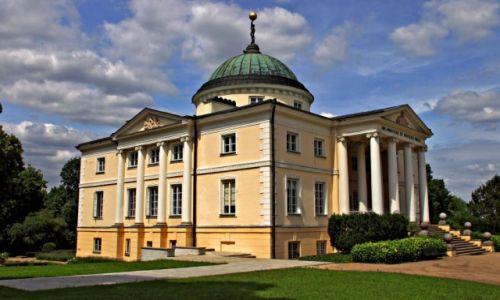Zdjecie POLSKA / Kujawsko-Pomorski / Lubostroń / Klasycystyczny pałac.