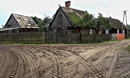 Zdjecie POLSKA / Bory Tucholskie / Krąg/ Śliwic / Klimaty polskich wsi.!
