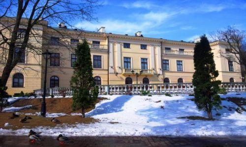 Zdjecie POLSKA / Mazowieckie / Mińsk Mazowiecki / Miński Pałac