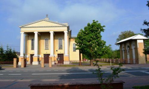 Zdjecie POLSKA / Mazowieckie / Wiśniew / Wiśniewski kościół