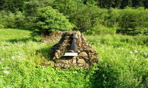 Zdjęcie POLSKA / Beskidy wschodnie / Bieszczady / Bieszczadzkie kapliczki