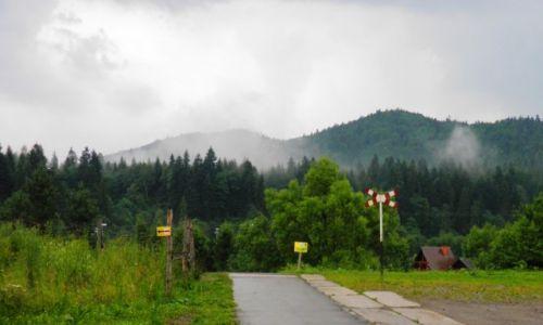 Zdjęcie POLSKA / Beskidy wschodnie / Bieszczady / Co nas czeka za przejazdem ?