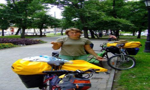 POLSKA / Mazury / na rowerze ;) / autorka