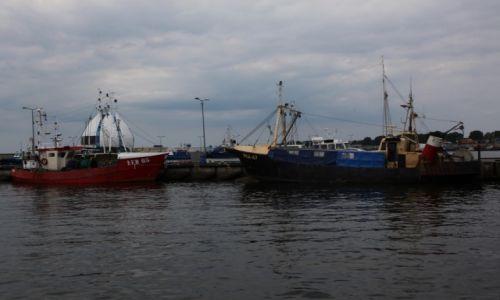 POLSKA / Pomorze / Hel / Hel, port rybacki