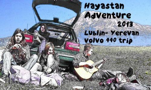 POLSKA / Lublin / Lublin / Hayastan Adventure2013