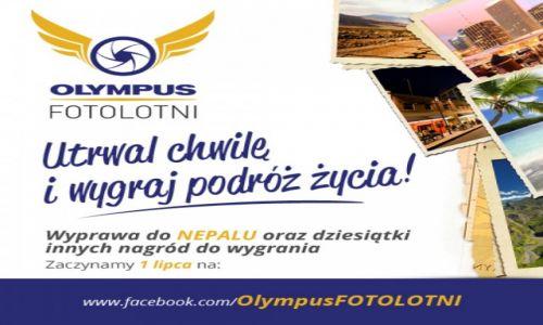 POLSKA / --- / --- / Konkurs na nowym fanpage'u Olympus FOTOLOTNI na Facebooku