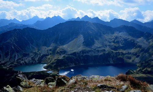 Zdjecie POLSKA / Tatry / Z Orlej Perci / Dolina 5-ciu Stawów