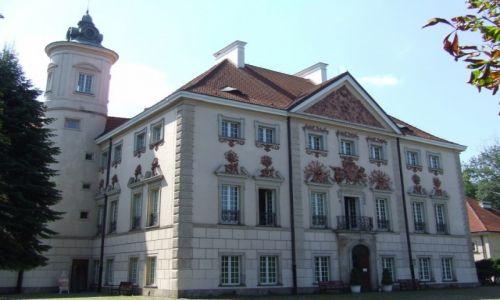 Zdjęcie POLSKA / Mazowieckie / Otwock Wielki / Pałac Bielińskich