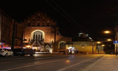POLSKA / Małopolska / Kraków / Kraków, pl. Wszystkich Świętych i Dominikański