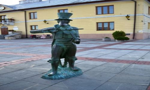 Zdjęcie POLSKA / Lubelszczyzna / Szczebrzeszyn / Spotkanie w Szczebrzeszynie