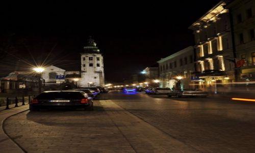 POLSKA / Małopolska / Kraków / Kraków, ulica Grodzka