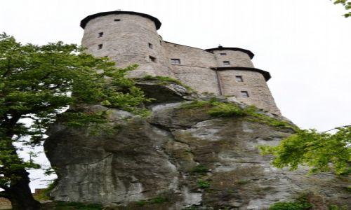 Zdjecie POLSKA / śląskie / Bobolice / Zamek na wysokiej skale
