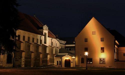 Zdjęcie POLSKA / Małopolska / Kraków / Klasztor Franciszkanów