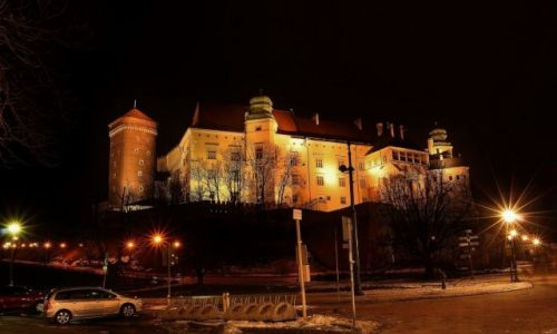 Zdjecie POLSKA / Małopolska / Kraków / Wawel