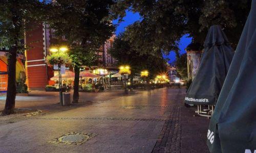 Zdjęcie POLSKA / Pomorze / Sopot / Sopot nocą