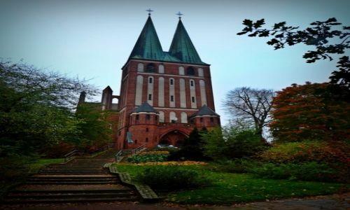 Zdjecie POLSKA / warmińsko-mazurskie / Olsztyn / Kościół garnizonowy