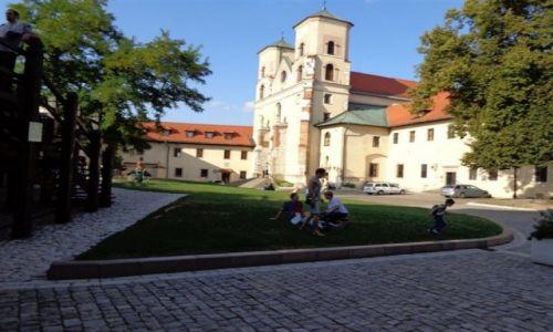 Zdjęcie POLSKA / Krakow / Zamek Tyniec / Tyniec