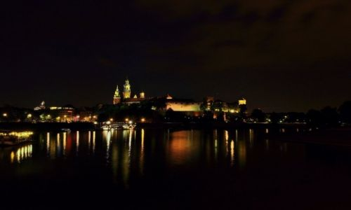 Zdjęcie POLSKA / Małopolska / Kraków / Kraków Wawel
