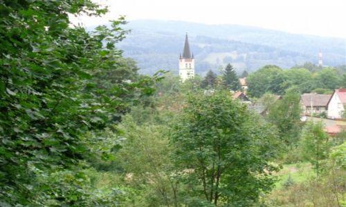 Zdjęcie POLSKA / Dolny Slask / Gory Walbrzyskie / Panorama-Dolny Slask