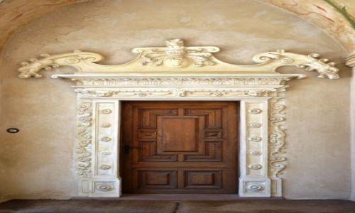 Zdjecie POLSKA / Podkarpackie / Baranów Sandomierski / Wnętrza pałacu