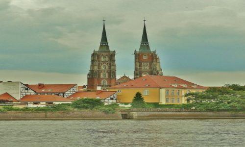 Zdjęcie POLSKA / Dolny Śląsk / Wrocław / Wrocław, ostrów Tumski