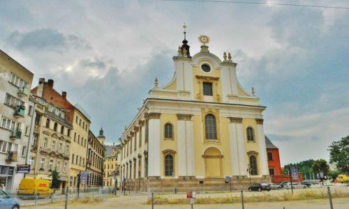Zdjęcie POLSKA / Dolny Śląsk / Wrocław / Wrocław, kościół akademicki