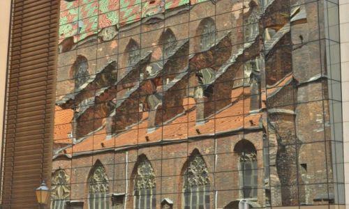 Zdjęcie POLSKA / Dolny Śląsk / Wrocław / Wrocław, kościół św. Marii Magdaleny