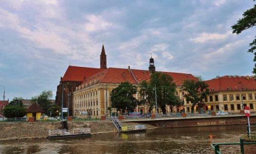 Zdjęcie POLSKA / Dolny Śląsk / Wrocław / Klasztor pofranciszkański, Wrocław