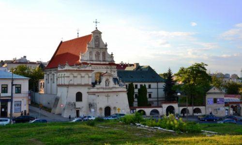 Zdjecie POLSKA / lubelszczyzna / Lublin / Kościół Karmelitów Bosych