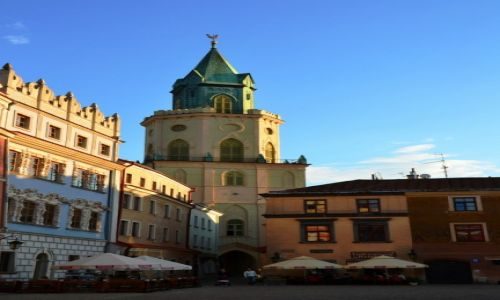 Zdjecie POLSKA / lubelszczyzna / Lublin / Trynitarska Tower