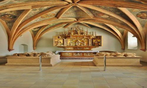 Zdjęcie POLSKA / Śląsk Opolski / Opole / Opole, kaplica piastów u Franciszkanów