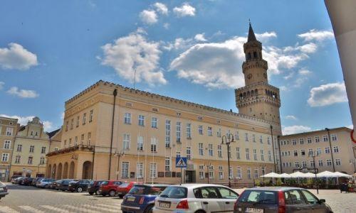 POLSKA / Śląsk Opolski / Opole / Ratusz w Opolu