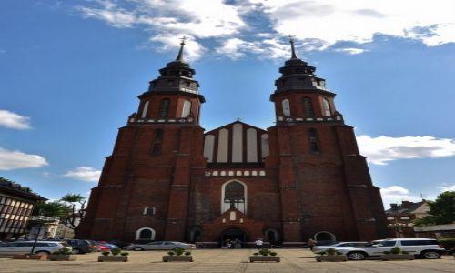 Zdjęcie POLSKA / Śląsk Opolski / Opole / Katedra opolska
