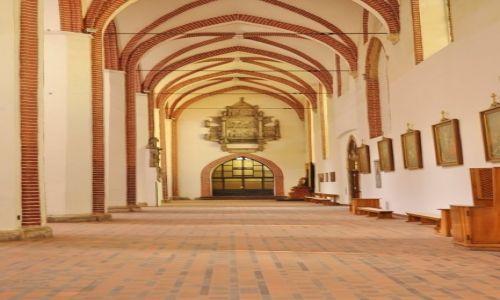 Zdjęcie POLSKA / Śląsk Opolski / Brzeg / Brzeg, kościół św. Mikołaja- nawa boczna