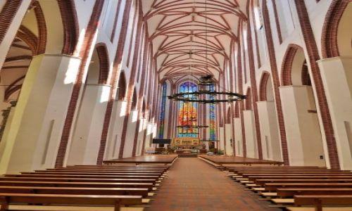 Zdjęcie POLSKA / Śląsk Opolski / Brzeg / Brzeg, kościół św. Mikołaja
