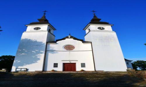 Zdjecie POLSKA / Podlaskie / Goniądz / Kościół św. Agnieszki
